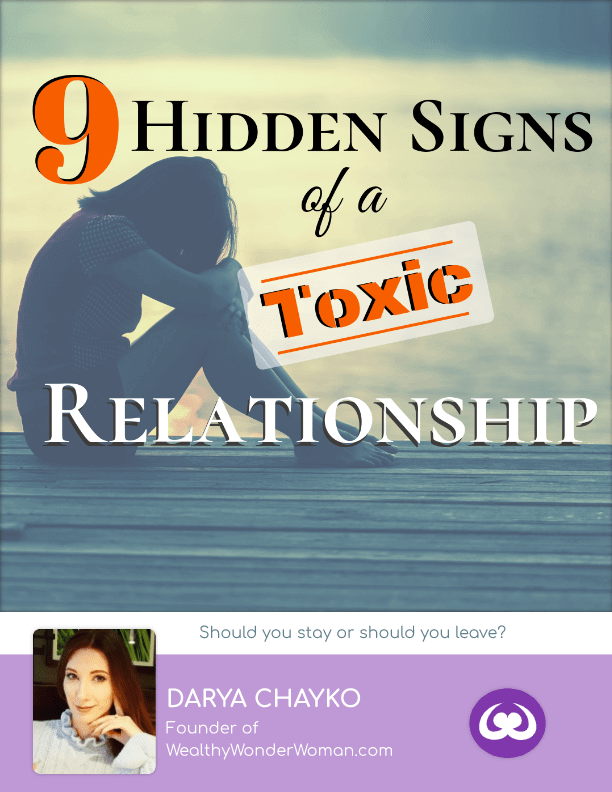 Signs a woman is toxic